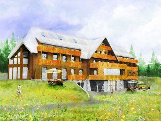 Berghaus Modell