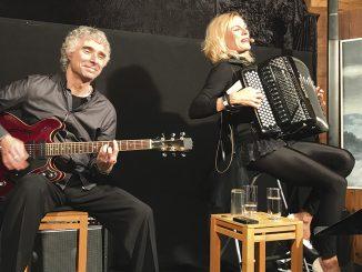 Christine Schmid und Gaetano Siino