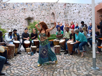 Rauschendes Fest der Kulturen in Kirchzarten