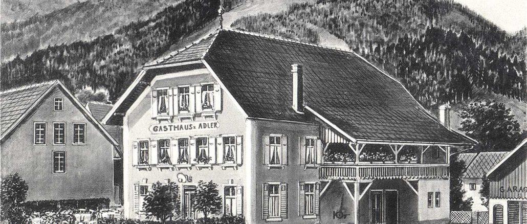 Gasthaus Adler Kirchzarten