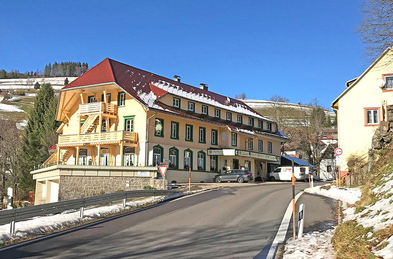 Gasthaus Muggenbrunn 2017