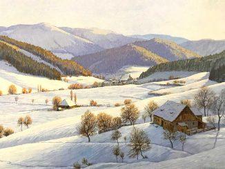 Gemälde von Julius Heffner