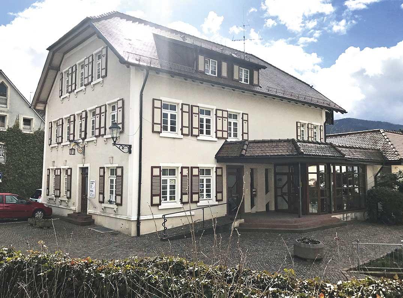 Katholisches Gemeindehaus Kirchzarten