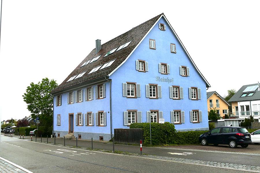 Gasthaus Rainhof 2017