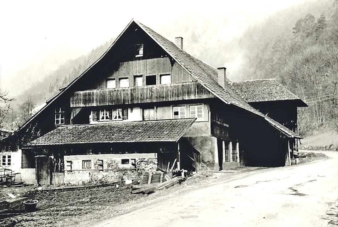 Alte Schmiede Oberried