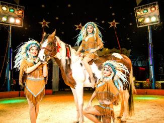 CircusMontana_Indianershow