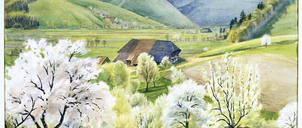 Gemälde von Manfred A. Schmid