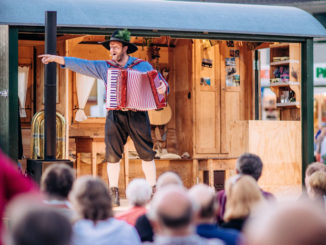 Fidelius Waldvogel - Heimat.tour 2016