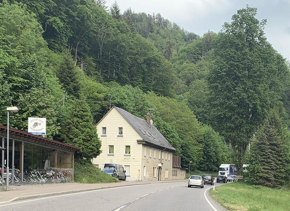 Gasthaus Burg Falkenstein