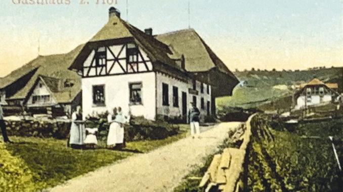 """Gasthaus """"Zum Hof"""""""