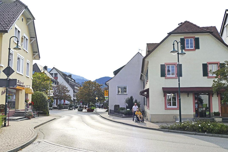 Hauptstraße/Paffeneck Kirchzarten