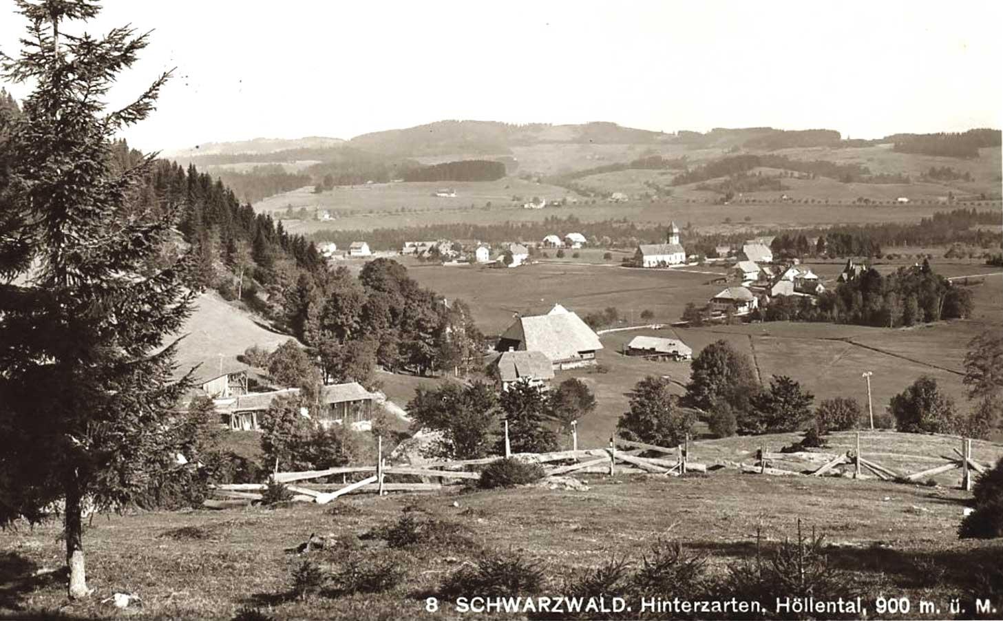 Hinterzarten 1925