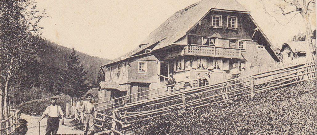 Gasthaus Jägerheim am Rinken