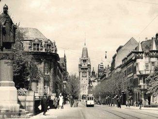 Kaiserbruecke Freiburg