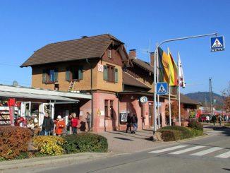 Kirchzarten Bahnhof