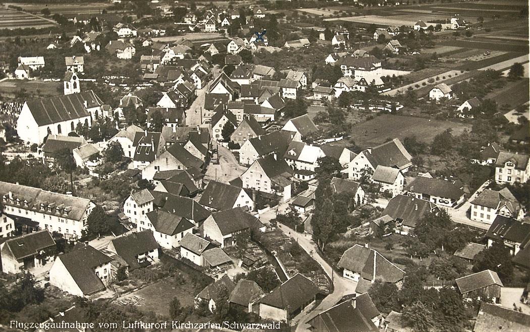 Kirchzarten vor 1960