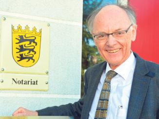 Notar Dr. Werner Bauer