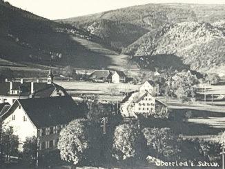 Oberried vom Winterberg aus gesehen