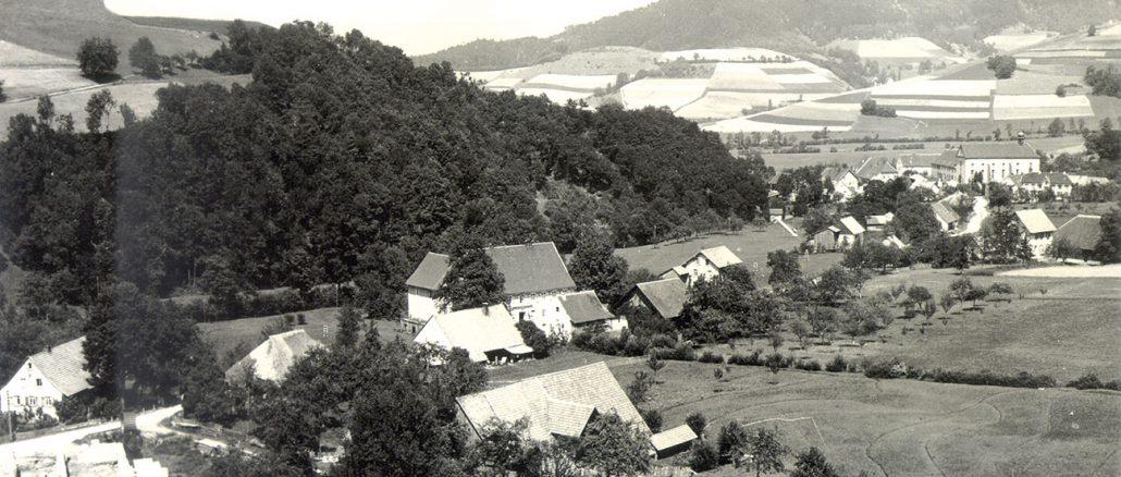 Oberried Wehrlehof 1927