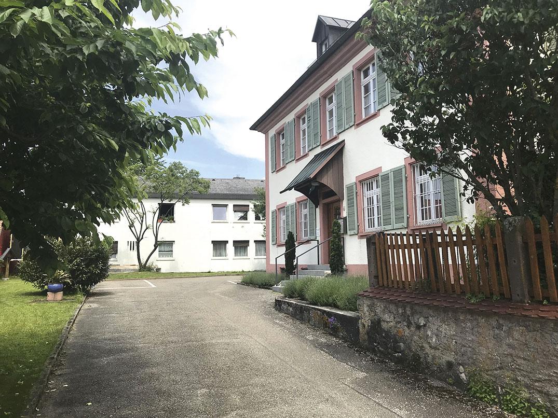 Ehemaliges Pfarrhaus Kirchzarten 2018