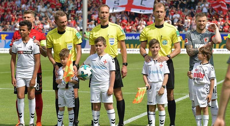 Schiedsrichter Kids Augsburg