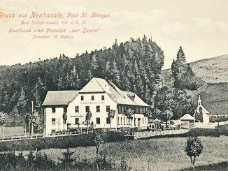 Sonne Neuhaeusle 1925