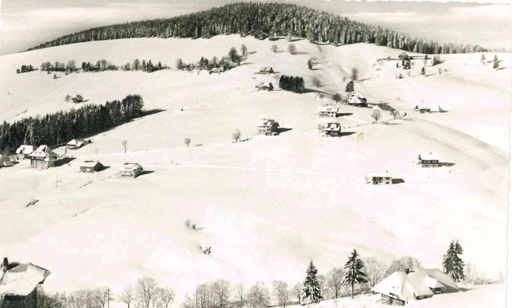 Todtnauberg 1950