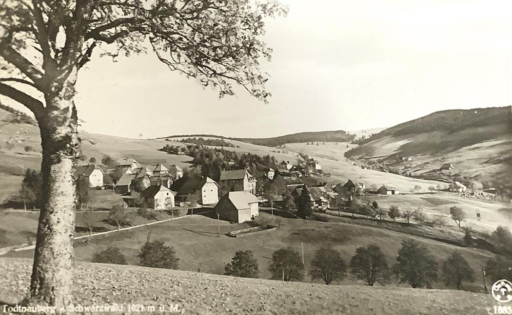 Todtnauberg 1955