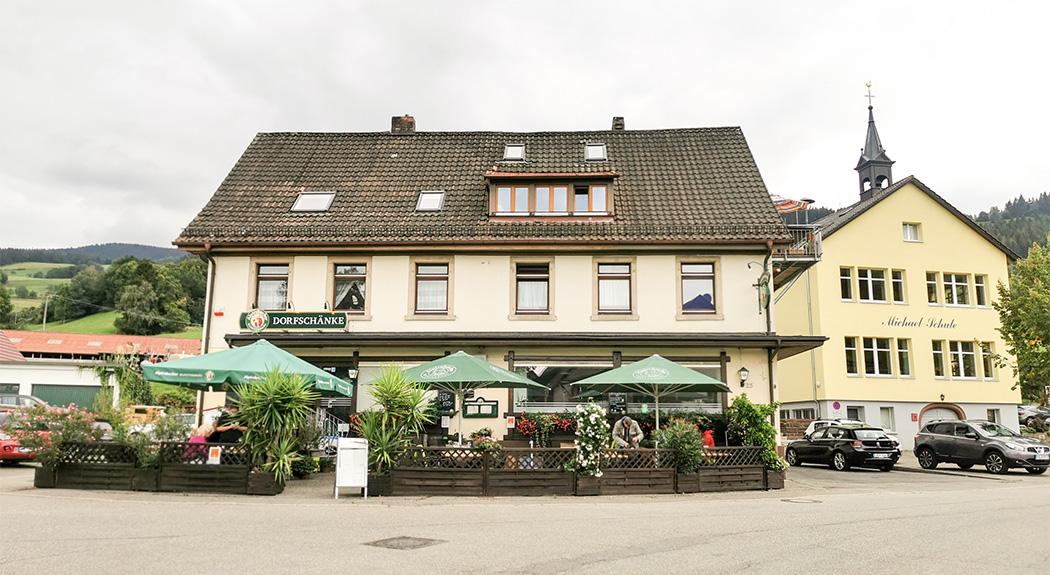 Dorfschänke Oberried