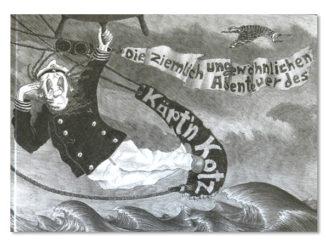 """Die ungewöhnlichen Abenteuer des Käpt'n Kotz"""" von Michael Ditteney"""