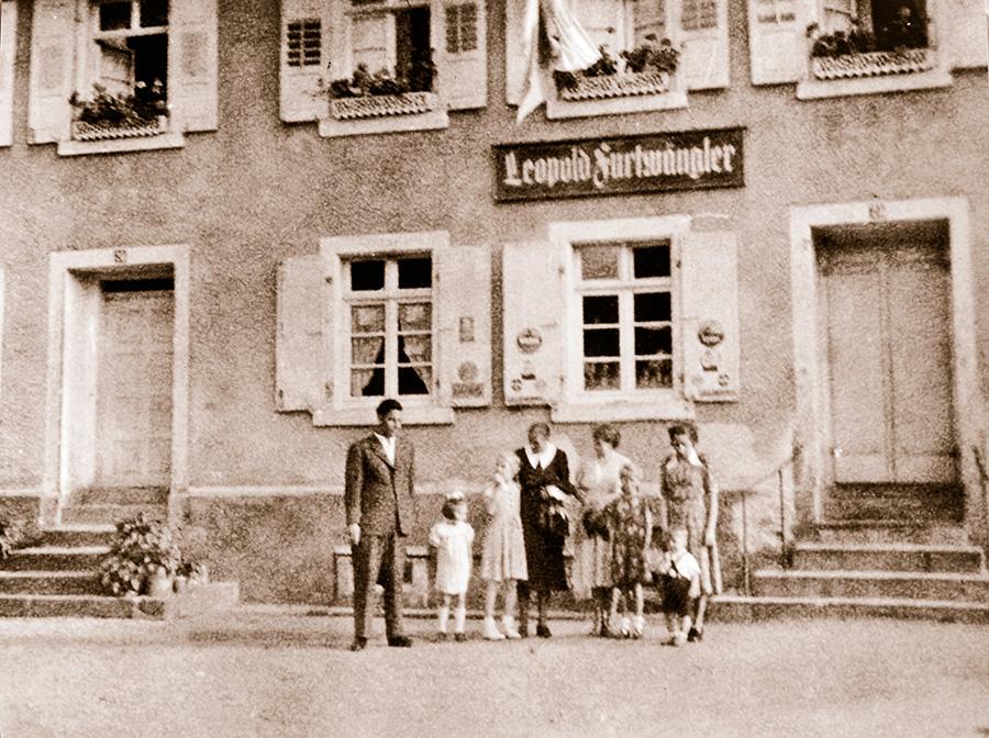 Klingelehaus Leopold Rombach