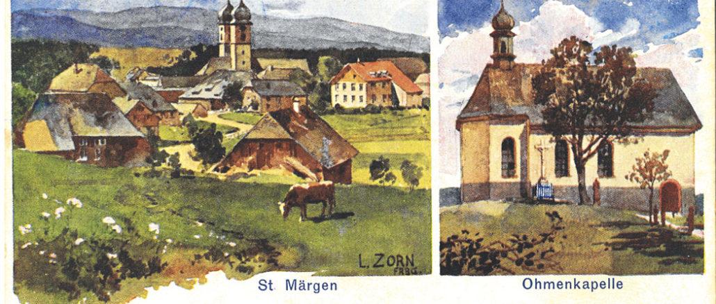 Ohmenkapelle St Maergen