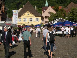 Weinfest Freiburg