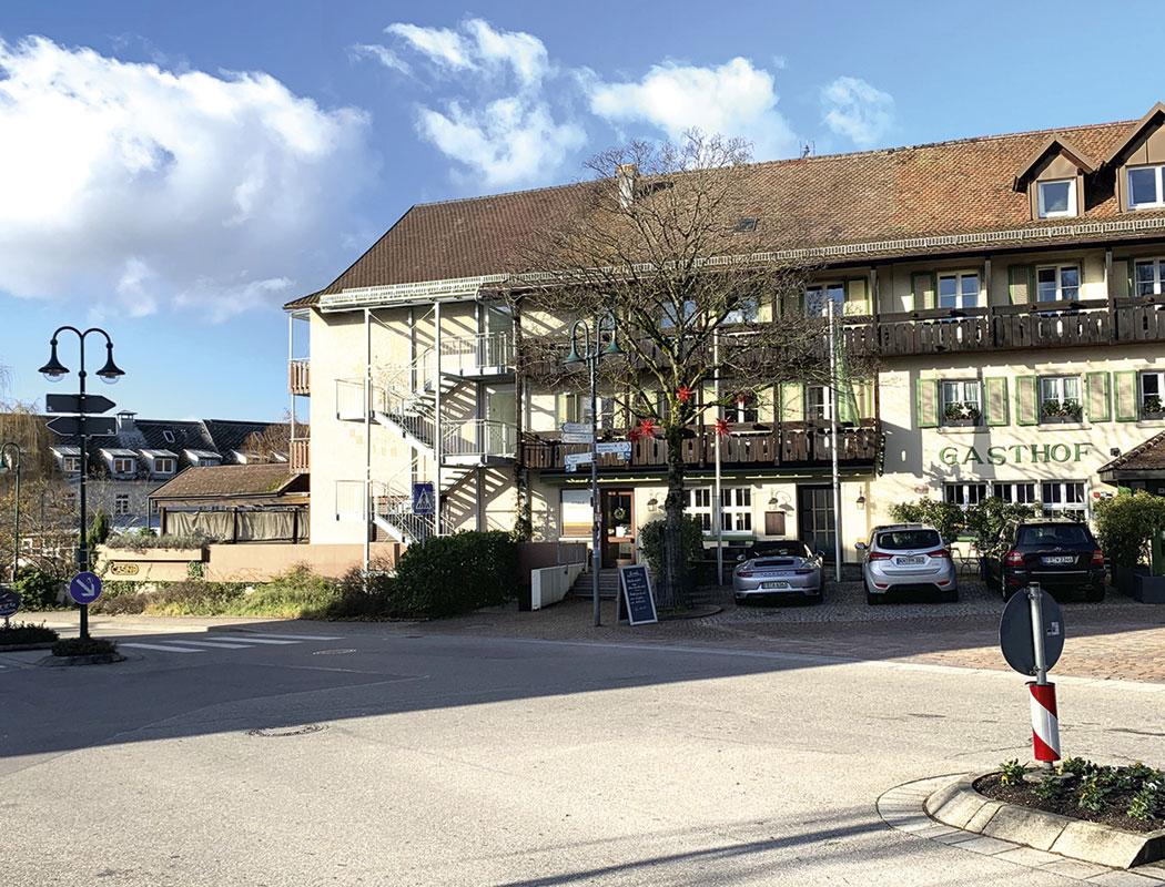 Hotel Sonne in Kirchzarten