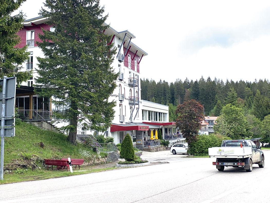 Waldhotel Notschrei 2020